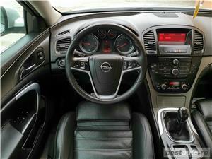 Opel Insignia,GARANTIE 3 LUNI,BUY-BACK,RATE FIXE,motor 2000 tdi,130 CP,Euro 5 - imagine 7