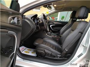 Opel Insignia,GARANTIE 3 LUNI,BUY-BACK,RATE FIXE,motor 2000 tdi,130 CP,Euro 5 - imagine 6