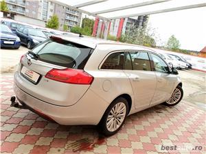 Opel Insignia,GARANTIE 3 LUNI,BUY-BACK,RATE FIXE,motor 2000 tdi,130 CP,Euro 5 - imagine 5