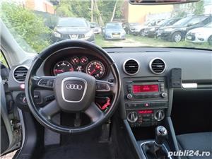 Audi A3 2011 hatchback 4usi 1.6tdi 105cp euro5 clima xenon parc auto  - imagine 3