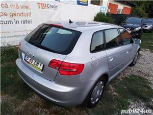 Audi A3 2011 hatchback 4usi 1.6tdi 105cp euro5 clima xenon parc auto  - imagine 5