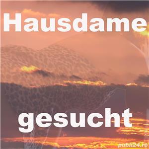 Empfangskraft, Hausdame (weibl./männl./div) gesucht - imagine 1