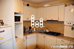 Apartament 3 camere, decomandat, finisat modern - zona Piata Cluj - imagine 8