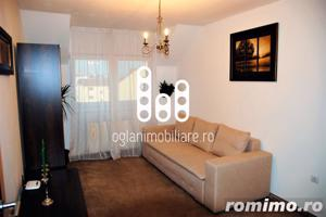 Apartament 3 camere, decomandat, finisat modern - zona Piata Cluj - imagine 11