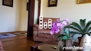 Apartament 3 camere, decomandat, finisat modern - zona Piata Cluj - imagine 3