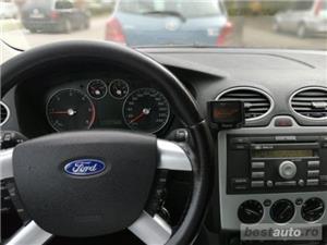 Ford Focus MK2 1,6 TDCI 109 CP impecabil - imagine 4