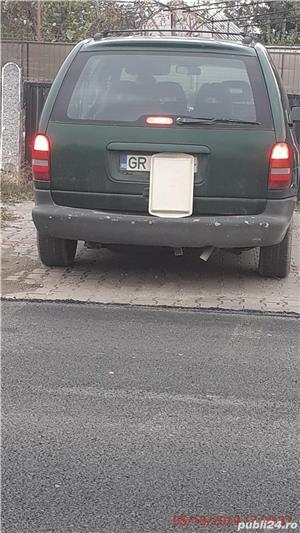 Chrysler voyager cu gaz +1 pt piese schimb - imagine 3