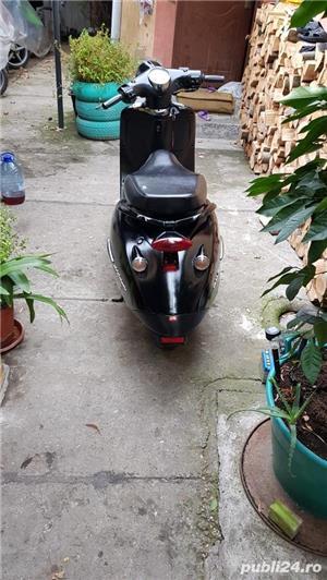 Scuter Aprilia Habana 125cc 2t aer italia - imagine 6
