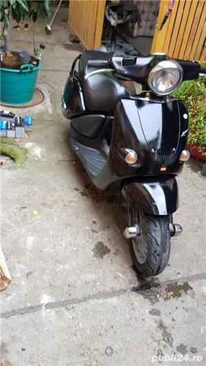 Scuter Aprilia Habana 125cc 2t aer italia - imagine 1