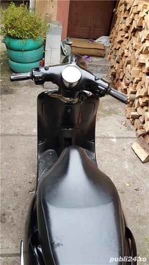 Scuter Aprilia Habana 125cc 2t aer italia - imagine 7
