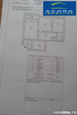 Lapusneanu parc -apartament 3 camere cu gaze - imagine 7