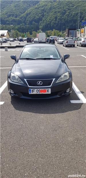 Lexus is 250 - imagine 5