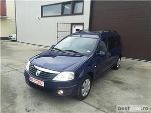 Dacia Logan mcv/an 2009/benzina/7 locuri - imagine 5