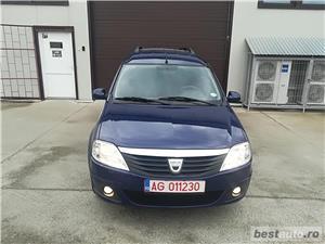Dacia Logan mcv/an 2009/benzina/7 locuri - imagine 4