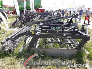Combinator agricol- Compactor fix - purtat/tractat - Agro-Tom model UP 3 - livrabil imediat! - imagine 2
