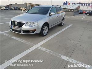 VW Passat B6 TDI - imagine 2