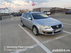 VW Passat B6 TDI - imagine 5