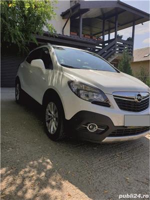 Opel Mokka, Garantie 2021 - imagine 5