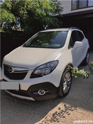 Opel Mokka, Garantie 2021 - imagine 3