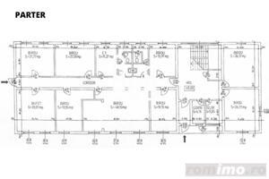 Cladire renovata 1200 mp birouri si alte destinatii - imagine 9