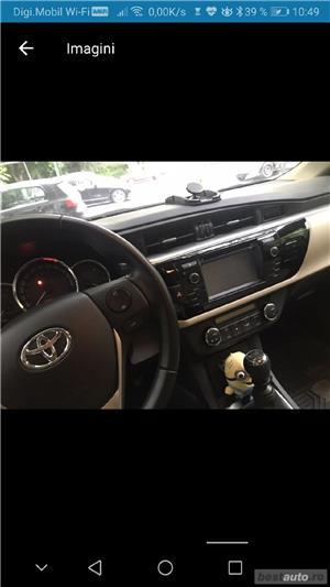 Toyota Corolla / An 2016 / 1,3 Benzina / 11000 Km reali Reprezentanta - imagine 4