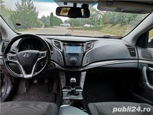 Hyundai i40 înmatriculat 1.7cmc 136cp garanție  - imagine 9