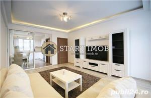 STARTIMOB - Inchiriez apartament mobilat Isaran 3 camere cu parcare subterana - imagine 2