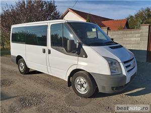 Ford Transit 8+1 locuri 2.2 tdci - imagine 2