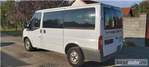 Ford Transit 8+1 locuri 2.2 tdci - imagine 4