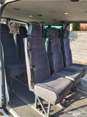 Ford Transit 8+1 locuri 2.2 tdci - imagine 5