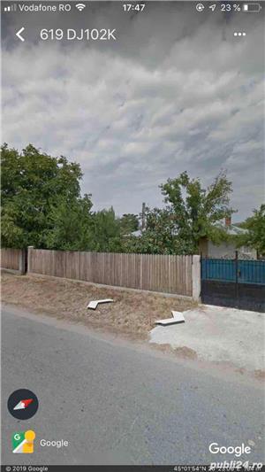 Vand/schimb casa + teren extravilan comuna Vadu Sapat - imagine 1