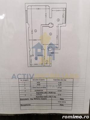 Apartamente 2 camere, Valea Lupului, bloc nou, 46 mp utili - imagine 9