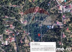 Teren intravilan, 2250 mp, str Nisipului de Sus - imagine 1