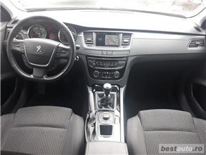 RATE de la 0% avans Peugeot 508 1.6 benzina,2013 - imagine 8