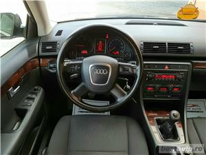 Audi A4,GARANTIE 3 LUNI,BUY BACK,RATE FIXE,motor 2000 Tdi,140 Cp,6+1 Trepte - imagine 7