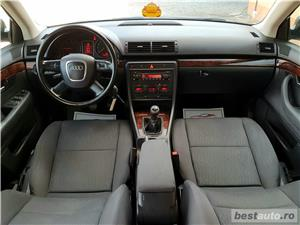 Audi A4,GARANTIE 3 LUNI,BUY BACK,RATE FIXE,motor 2000 Tdi,140 Cp,6+1 Trepte - imagine 8