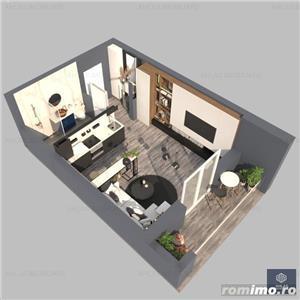 Apartamente cu 1 camera situate intr-un bloc nou, in zona Braytim - imagine 7