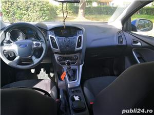 Ford Focus, 1.0 EcoBoost, 2013, 99.000 km, primul proprietar - imagine 2
