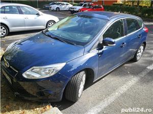 Ford Focus, 1.0 EcoBoost, 2013, 99.000 km, primul proprietar - imagine 3