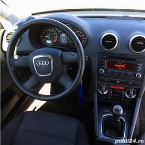 Audi A3 1.8 TFSI ,EURO 5 , 103.000 KM  - imagine 4