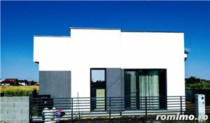 BN006 Vila Ghiroda, mobilata si utilata, arhitectura moderna! - imagine 2