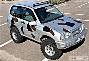 Suzuki grand vitara OFF ROAD  4x4 vanatoare - imagine 6