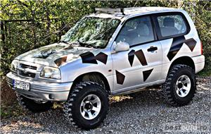 Suzuki grand vitara OFF ROAD  4x4 vanatoare - imagine 5