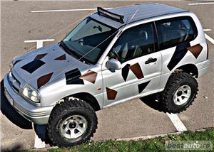 Suzuki grand vitara OFF ROAD  4x4 vanatoare - imagine 4