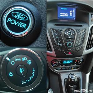 Ford Focus 1.6 tdci/titanium/2012/euro 5/navi - imagine 10