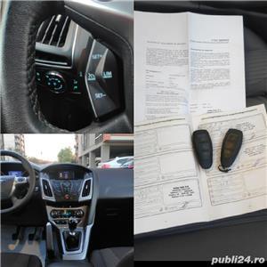Ford Focus 1.6 tdci/titanium/2012/euro 5/navi - imagine 9