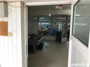 VAND spatiu comercial 55 mp in  PIATA NORD Ploiesti, si utilaje frigorifice:mese inox alimentar etc. - imagine 4