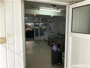 VAND spatiu comercial 55 mp in  PIATA NORD Ploiesti, si utilaje frigorifice:mese inox alimentar etc. - imagine 5