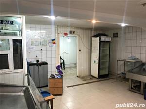 VAND spatiu comercial 55 mp in  PIATA NORD Ploiesti, si utilaje frigorifice:mese inox alimentar etc. - imagine 6