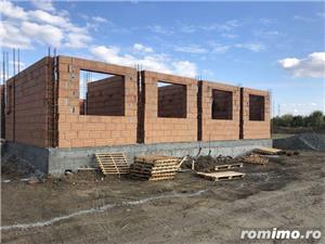 Vand casa/ case duplex in constructie, pe parter in Timisoara, pret de dezvoltator imobiliar direct  - imagine 2